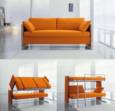 диван трансформер в двухъярусную кровать где купитьфото внутри