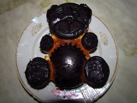 выпечка в духовке в силиконовой форме