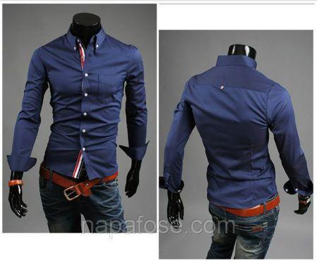 fa8dde39d66 где в Киеве и в каком магазине можно купить мужскую рубашку приталенную