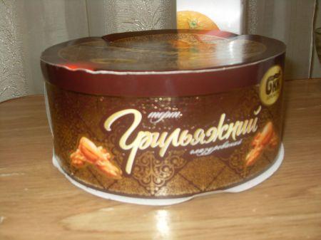 торт Грильяжный в шоколаде - рекомендую - Советчица Кидстафф