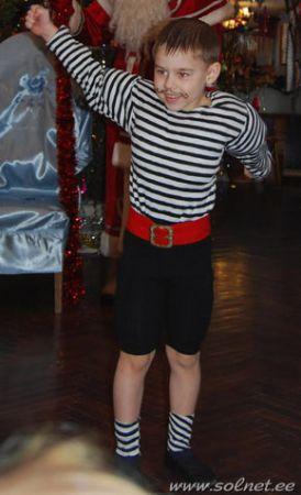 Фото новогоднего костюма силач