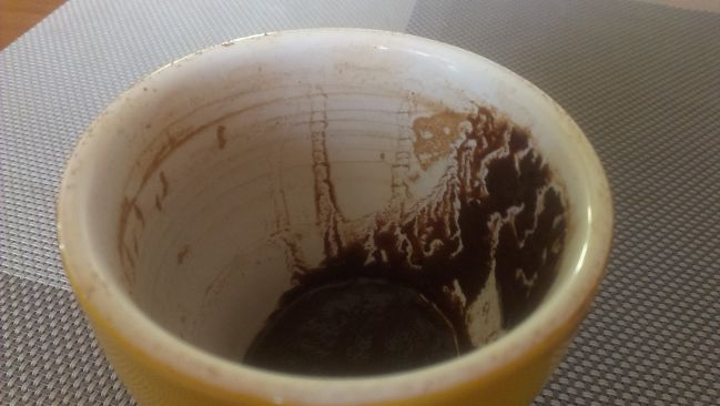 Толкование гадания на кофейной гуще: дракон в чашке