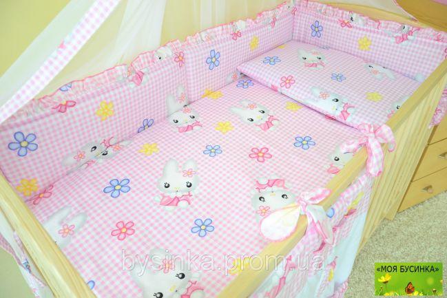 Бортики в кроватку для новорожденных в пензе