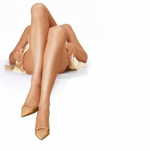 Оргазм от сжатия ног