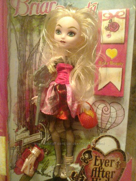Есть подделки на куколки Ever After High  - Советчица Кидстафф af048e12b02dc