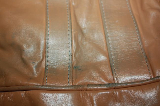Как в домашних условиях почистить светлый кожаный диван
