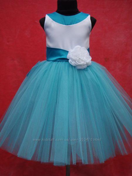 Платье из фатина на выпускной в детский сад своими руками 75