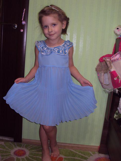 Как сшить платья для дочки 866