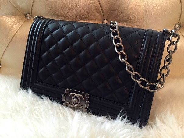 Клатч-сумка Chanel на цепочке - 8103 купить оптом в