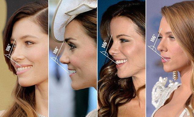сексуальное влечение к ноздрям женского курносого носа-рл2
