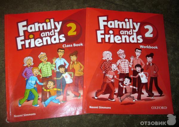 Гдз З Английской Мови Family And Friends 2 Workbook