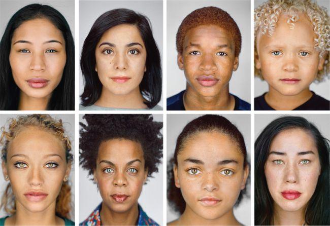фото людей смешанных национальностей материал