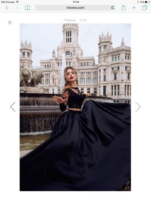 61390475c3e Выпускное платье черного цвета за и против - Советчица Кидстафф