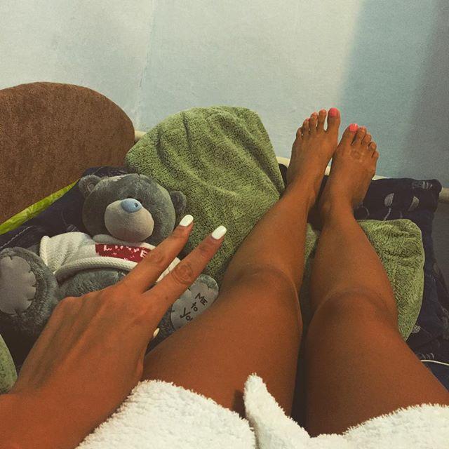 Шикарные ножки девушек российское