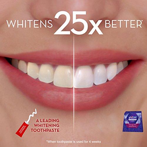 Отбеливание зубов crest whitestrips