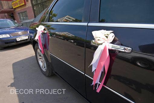 Украшаем машину гостей на свадьбу своими руками фото 46
