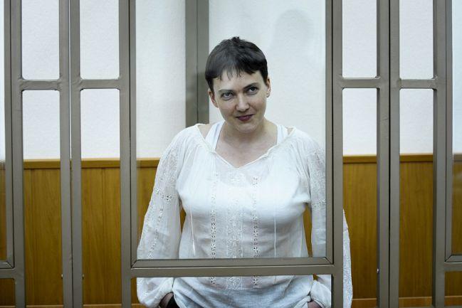 Надежда уже давно прекратила голодовку, - Вера Савченко - Цензор.НЕТ 4752