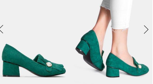 Где купить такие зеленые туфли  Фото - ответы с 30 до 60 - Советчица  Кидстафф e61a0b8f8ab