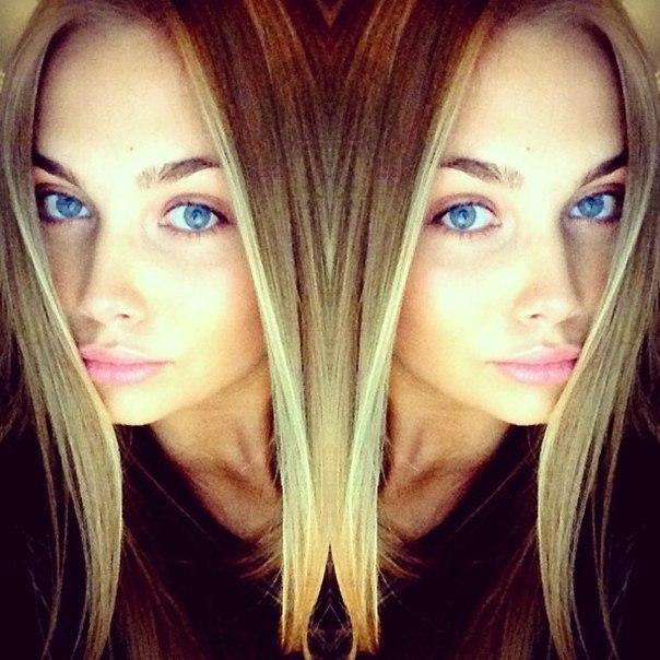 Идеальная внешность девушки фото #2