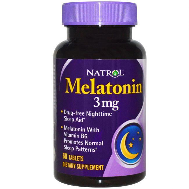 Где можно купить мелатонин