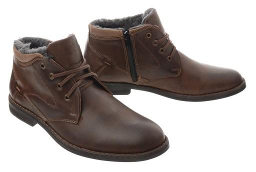 Шкіряне зимове чоловіче взуття! По супер ціні! Поспішайте)фрішип ... c6972def624ec