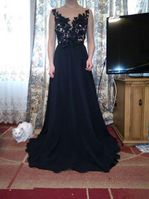 1424911128e Выпускное платье чёрное фото - Советчица Кидстафф