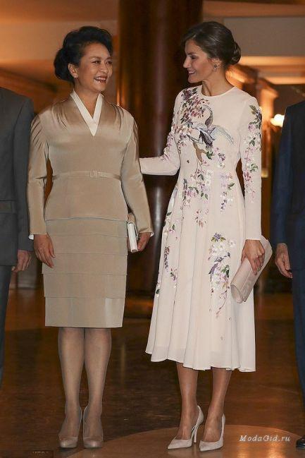 4c23ee63056bff3 Можно в таком платье идти на выпускной торжественную часть? - ответы ...